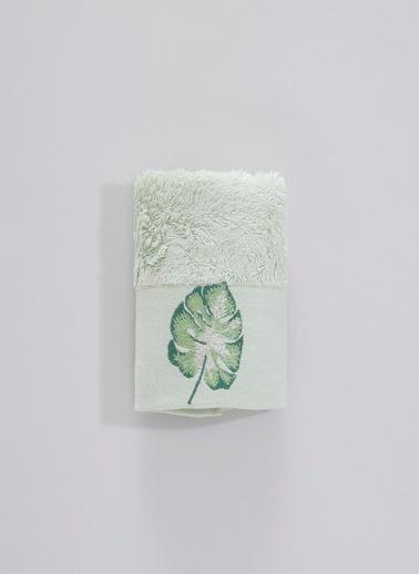 Chakra Alma Havlu 30*50 Yesil - 30X50 Yeşil